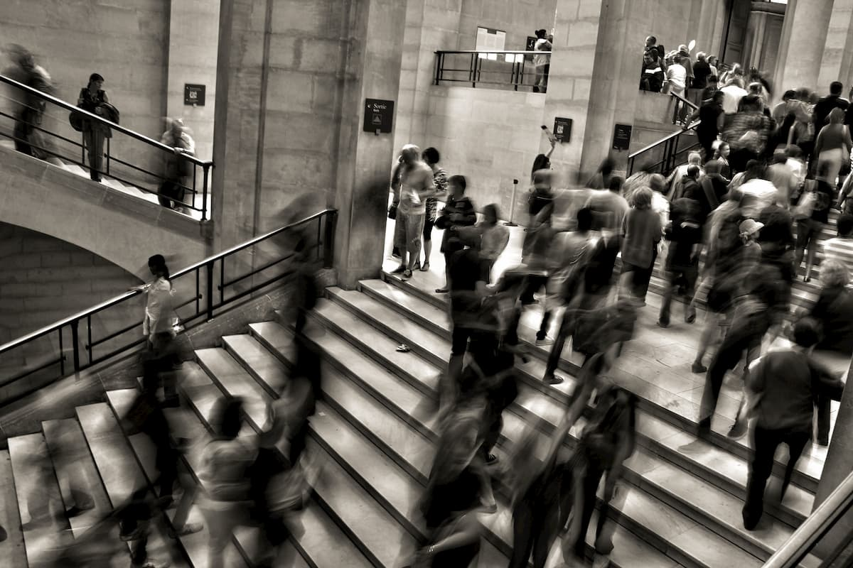 estres postraumatico con multitudes
