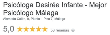 mejor psicóloga en Málaga