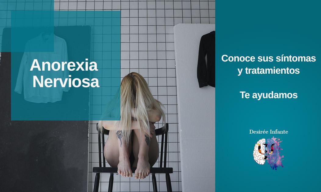 Sintomas y tratamientos anorexia