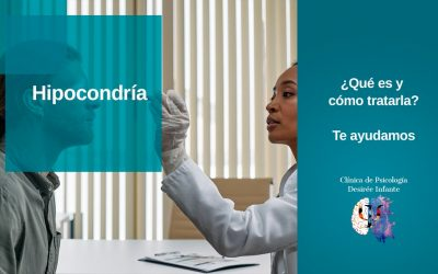 Hipocondría y ansiedad: Qué es y como tratarla